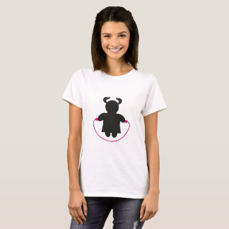 Jump Rope Woman`s T-shirt