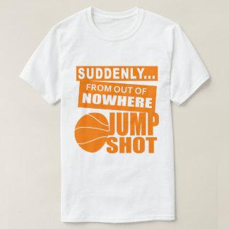 Jump Shot From Nowhere T-Shirt