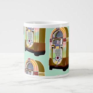 Jumpin Jukeboxes Large Coffee Mug