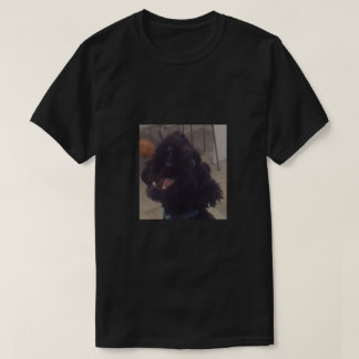 Jumping dog tshirt