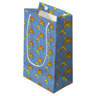 jumping fish gift bag