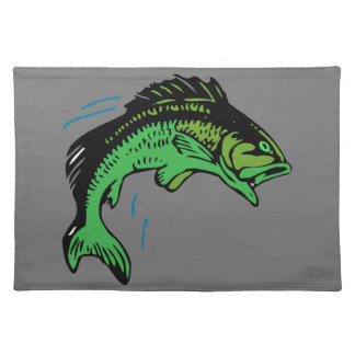 Jumping Fish Placemat