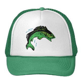 Jumping Fish Trucker Hat