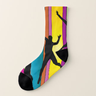 Jumping for Joy Socks