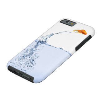 Jumping Gold Fish Tough iPhone 6 Case