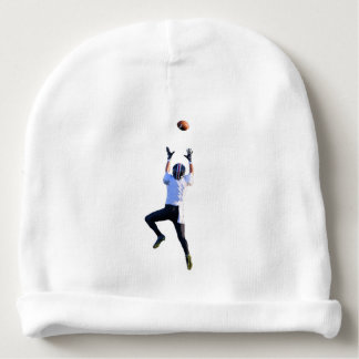 Jumping High for a Grab Baby Beanie