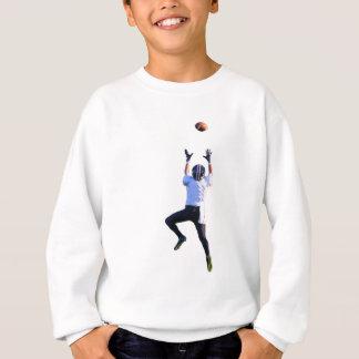 Jumping High for a Grab Sweatshirt