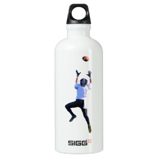 Jumping High for a Grab Water Bottle