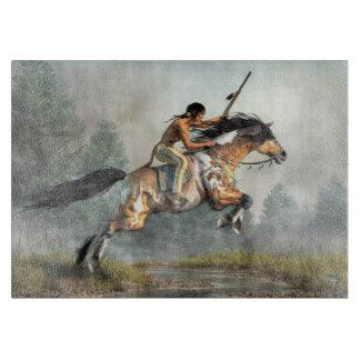Jumping Horse Cutting Board