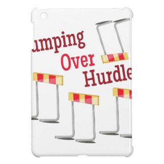 Jumping Hurdles Case For The iPad Mini