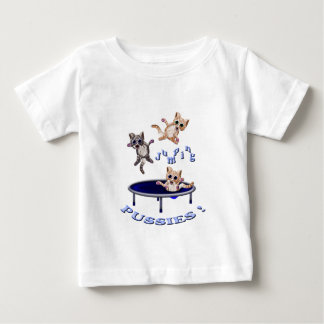 jumping pussies baby T-Shirt
