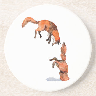 Jumping Red Fox Coaster