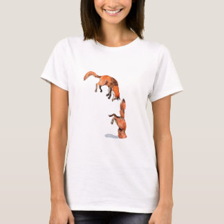 Jumping Red Fox T-Shirt