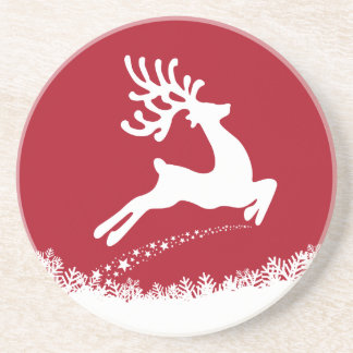 Jumping Reindeer coaster
