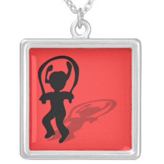Jumping Rope Necklace