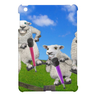 Jumping Sheep iPad Mini Cover
