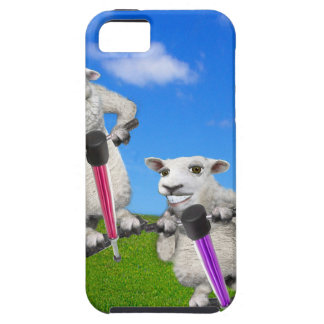 Jumping Sheep iPhone 5 Case
