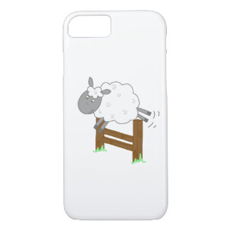 Jumping Sheep iPhone 7 Case