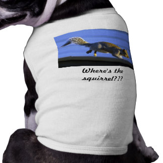 Jumping squirrel, Where's the squirrel??? Shirt