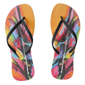 Junbi Shima Zori Flip Flops