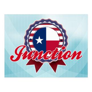 Junction, TX Postcard