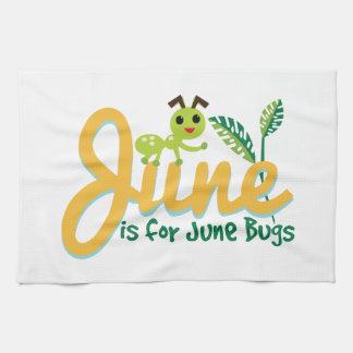 June Bug Kitchen Towel