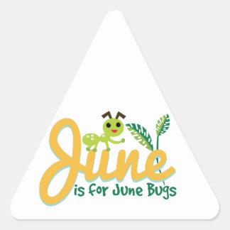 June Bug Stickers