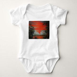 June FireSky Baby Bodysuit
