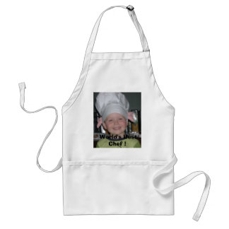 June, July 07 094,  World's Best Chef ! Standard Apron