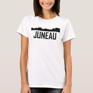 Juneau Alaska City Skyline T-Shirt
