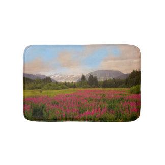 Juneau Fireweed Bath Mat