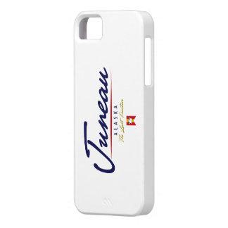 Juneau Script iPhone 5 Cases