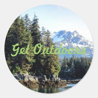 Juneau Stickers