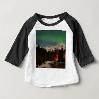 Juneau's Northern Lights Baby T-Shirt