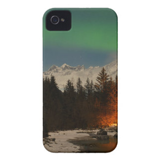 Juneau's Northern Lights iPhone 4 Case-Mate Cases