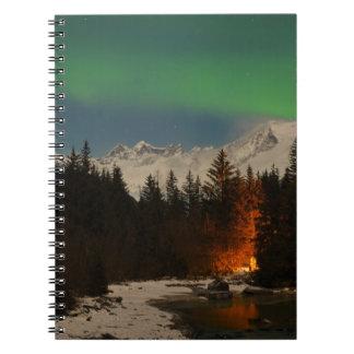 Juneau's Northern Lights Notebook