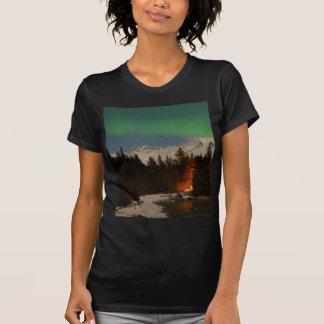 Juneau's Northern Lights T-Shirt