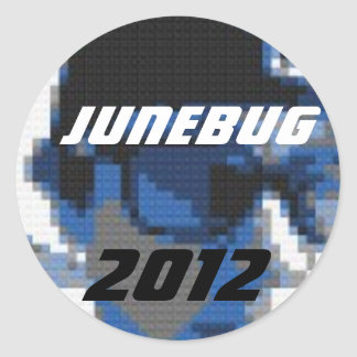 JUNEBUG 2012 Stickers