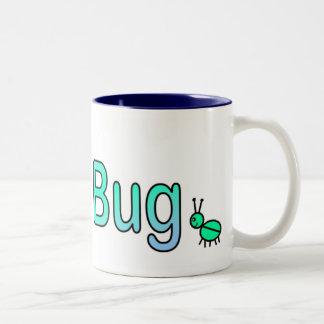 JuneBug Two-Tone Coffee Mug