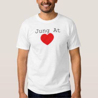 Jung au coeur tee-shirt