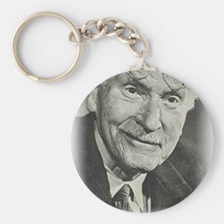 Jung Persona Tee Basic Round Button Keychain