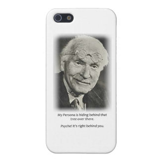 Jung Persona Tee iPhone 5/5S Covers