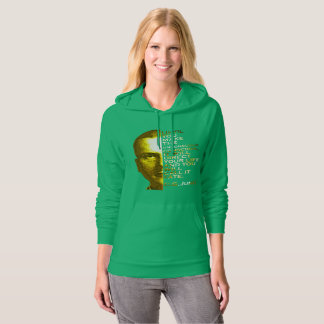 Jung Quote - Make the Unconscious Conscious Hoodie