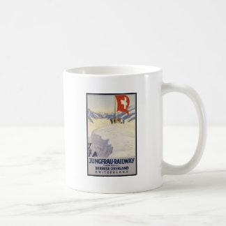 Jungfrau-Railway Bernese oberland Classic White Coffee Mug