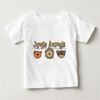 Jungle Animals Tshirts and Gifts