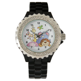 Jungle Animals Watch