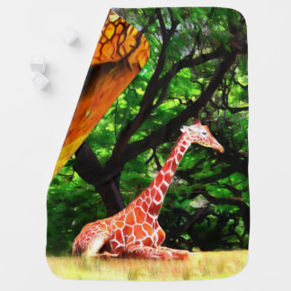 Jungle Baby Blankets