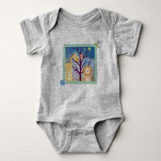 Jungle Baby Bodysuit