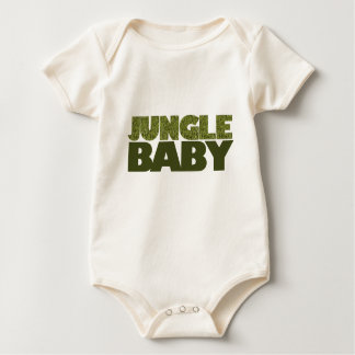 Jungle Baby Romper