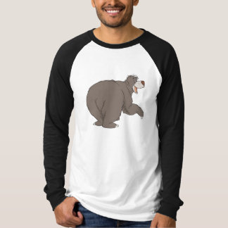 "Jungle Book Baloo bear dancing  ""follow me friend"" T-Shirt"